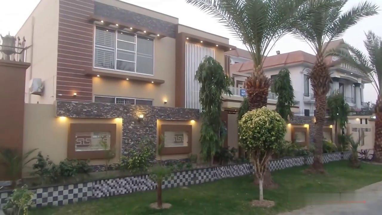 luxury brand new modern look house design india pakistan youtube