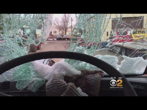 Ex-Truck Driver To Sue NJ Over Falling Concrete