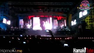 Mohamed Hamaki - Intro ( MIU Concert 2012 ) mp3