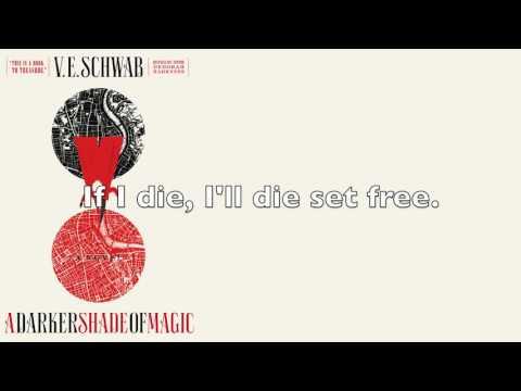 "Original ""Wanderlust"" for Lila Bard in A Darker Shade of Magic (V.E Schwab)"