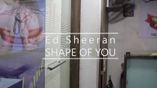 Shape of you | Ed Sheeran song dance video | Raj Nallarasan Dance Choreography
