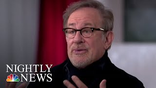 Spielberg Looks Back On 'Schindler's List' 25 Years After The Film's Release | NBC Nightly News