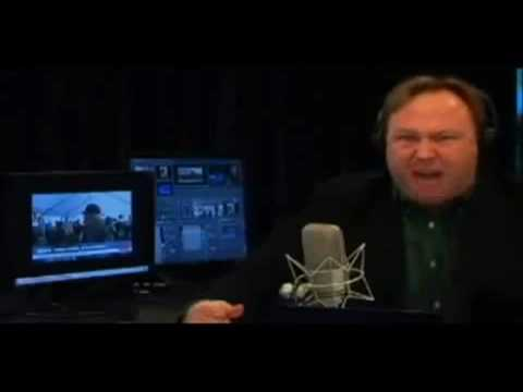 The Most Epic rant of All Time -- Alex Jones