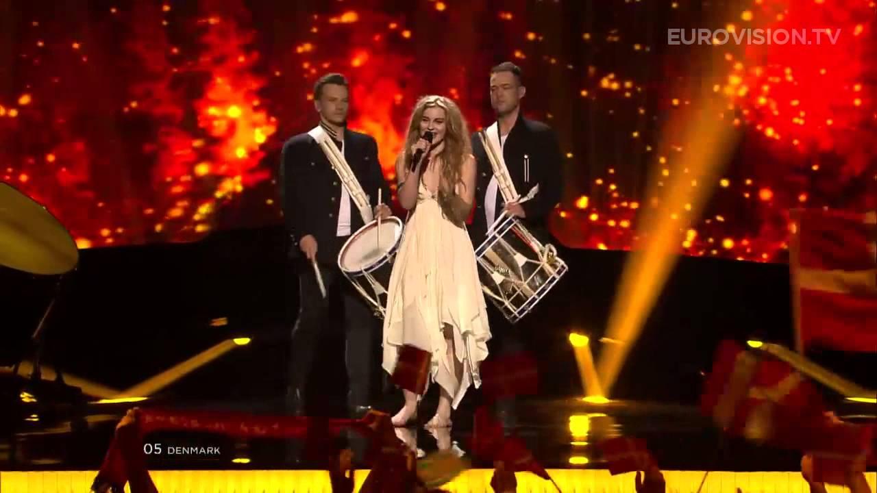 Eurovision Live: Only Teardrops (Denmark)