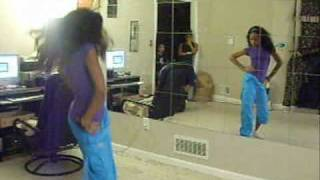 11 y/o Dymond dancing to SINGLE LADIES by Beyonce / MAURY POVICH airs March3