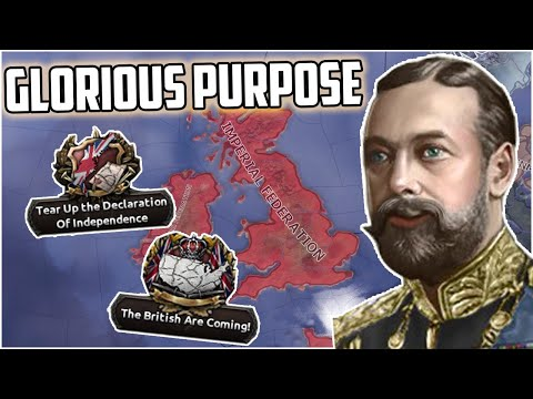 Creating The Perfect Imperial Federation (On July 4th) |