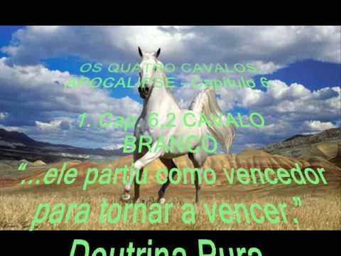 Cavalo Branco Do Apocalipse Ele Partiu Como Vencedor Para Tornar A Vencer Doutrina Pura