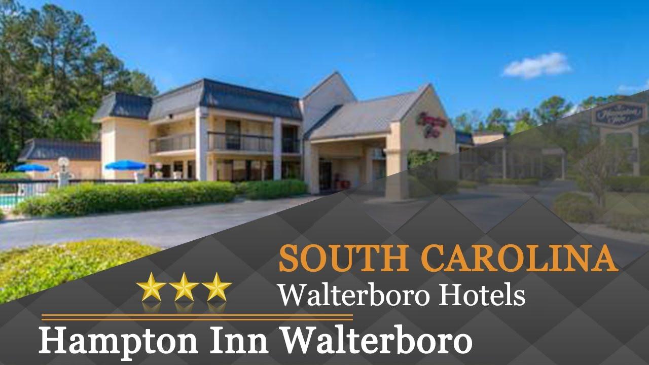 Hampton Inn Walterboro Hotels South Carolina