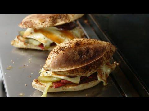 Istanbul Street Food | Kumru / Mix Sandwich  | Turkey Street Food