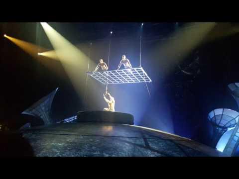 LA CIUDAD DE LA FURIA cirque du soleil
