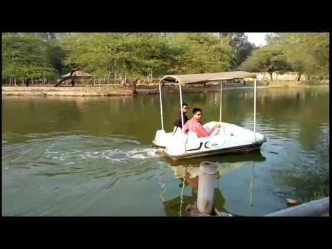 Delhi Boating Lake in e.o.d park