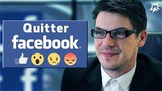 PUNSHOT - Quitter Facebook