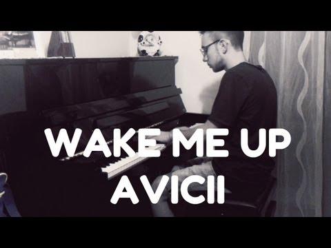 """Wake Me Up"" ft Aloe Blacc - Avicii  Piano Cover - Costantino Carrara"