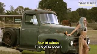 Pitbull ft  Kesha   Timber Official Video Legendado Lyrics on Screen HD