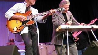 "LARRY CARLTON w/ JOHNNY FARINA -- ""SLEEP WALK"""