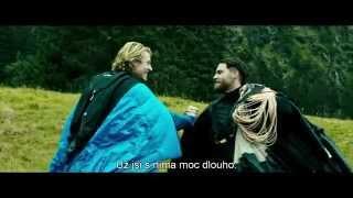 Bod Zlomu - Point Break - oficiální TRAILER 2 - cz titulky