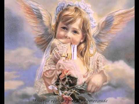 Choeurs c lestes pour nos anges gardiens youtube - Dessin d ange gardien ...