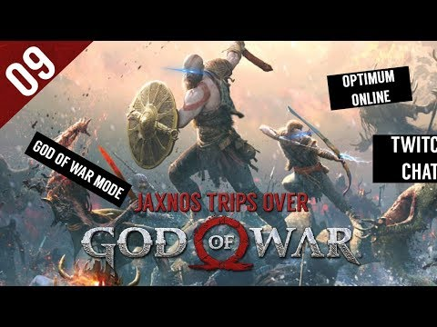 Jaxnos Trips Over God of War #9