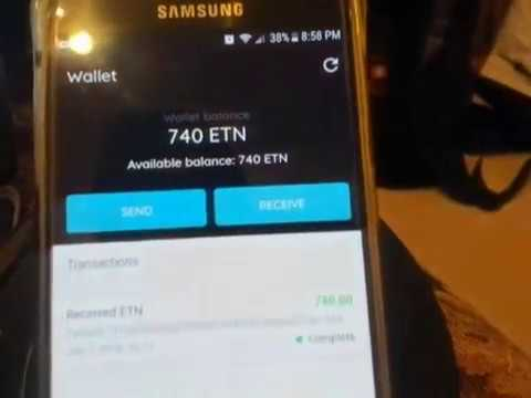 Electroneum Mobile Mining Now Working! I Started Mining Feb 1, 2018 - Some Tips & Promo Code