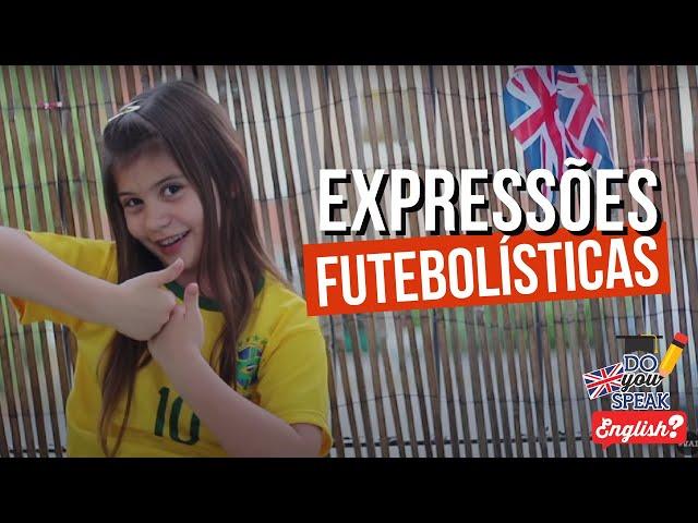 Expressões de Copa do Mundo 2018 | Londres na Latinha #10 (Ative a legenda!)