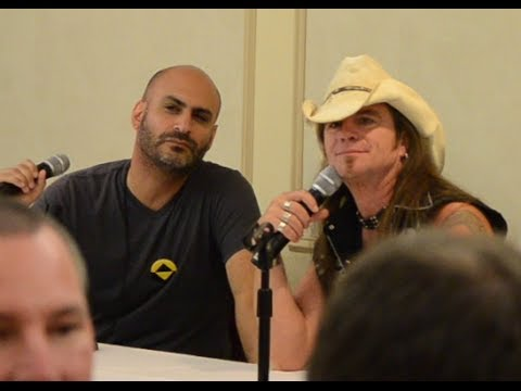 ReBoot Panel - Anime North 2014, 3/4 Ft. Michael Benyaer and Scott McNeil