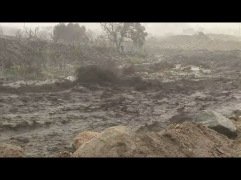 Mandatory evacuations issued in Lake Elsinore as rains continue | ABC7