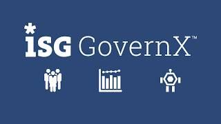 ISG GovernX™