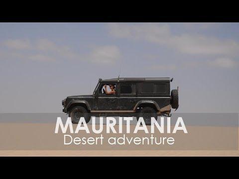 aventura en land rover defender por el desierto: marruecos, sahara y
