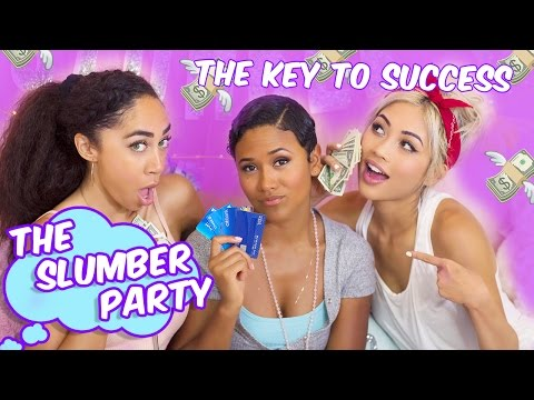 How to Manage Your Money Honey! | EP. 7 The Slumber Party ft. Khleo Thomas