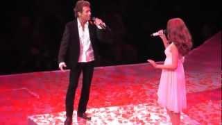 #1 Tabaluga-Konzert in Nürnberg 20 Uhr - Mandy und Peter Maffay
