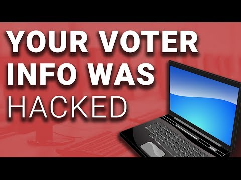 Republican Consultant Leaks 198 Million People's Voter Info