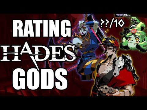 Rating Hades Characters