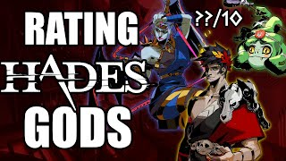 Rating Hades Characters Vs. Greek Mythology