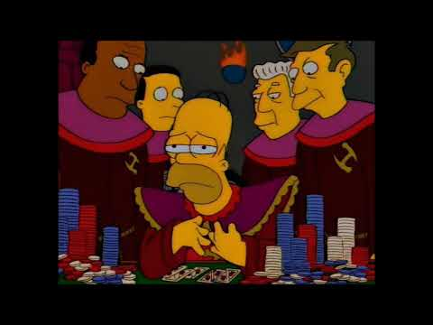 You're Not A God, Homer