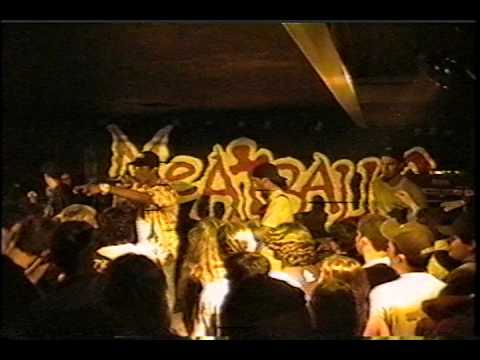 Meatballs - Live At Black Jack Rock Bar - Sao Paulo - Brazil - 1996