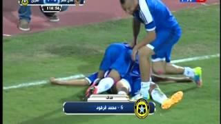 كأس مصر 2016 | محمد فرهود يصعد بالمريخ لدور الـ 8 بهدف قاتل ... FC مصر VS المريخ 0 / 1