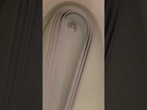 Invention for vertical blind cleaning