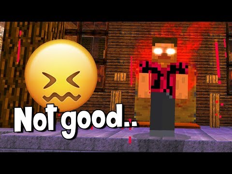 Never go to this Orphanage in Minecraft! (Do Not Watch If Easily Scared)