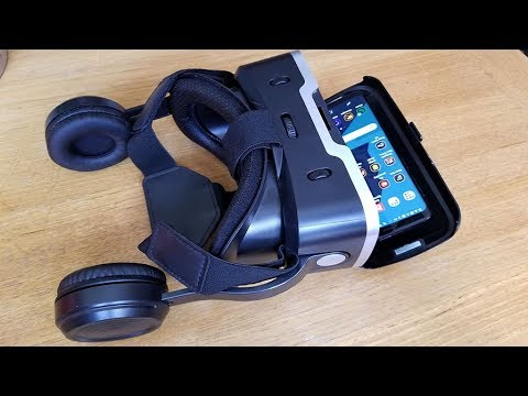 fc5d4c399ba0 Best VR Headset for Galaxy S9   S9 Plus - Fliptroniks.com - YouTube