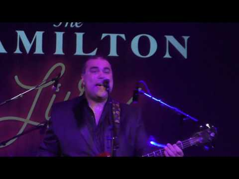 "Eric Scott LIVE at The Hamilton LIVE. "" What's Going On"""