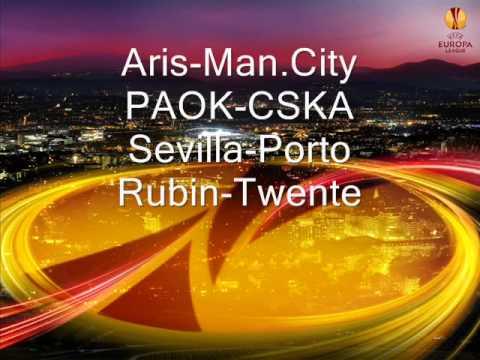 Europa League 2010-11Round of 32