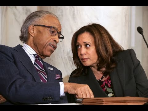 KAMALA HARRIS EXPOSED : JUDGE JOE BROWN Goes In