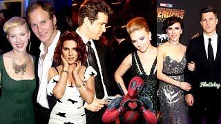 Scarlett Johansson Boyfriends | List of Scarlett Johansson Dating History