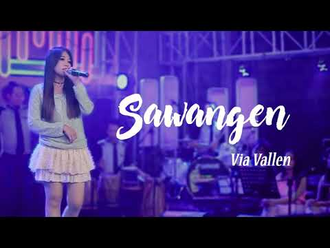 Via Vallen-Sawangen (Cover Lirik Vidio)