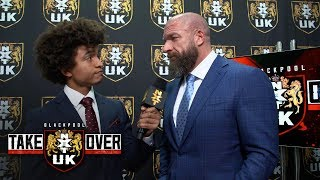 Triple H reacts to the evolution of the NXT UK Women's division