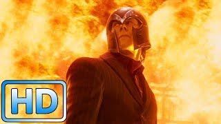 Шоу атакует Отдел Икс / Люди Икс: Первый класс (2011)