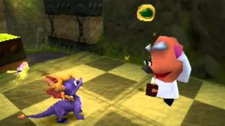 Spyro 2: Ripto's Rage! - 100% Speedrun (2:05:23.68)