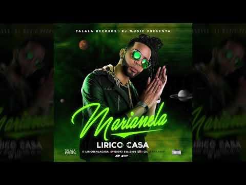 Marianela #Lirico en la casa# (VIDEO OFICIAL MUSIC RD)