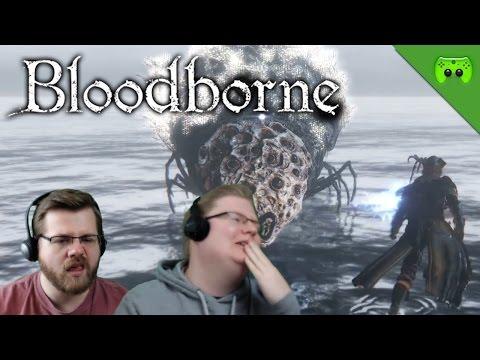BLOODBORNE # 45 - Alle Wege führen nach Rom «» Let's Play Bloodborne Together | HD Gameplay