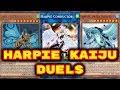 Yugioh - Harpie Conductor Kaiju Duels (Deck Download In Description)